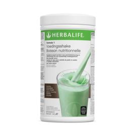 Chocolade Munt - Formula 1 Maaltijdvervangende Shake (550 g)