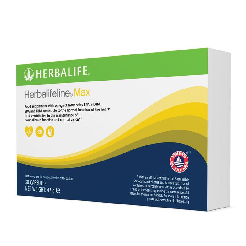 Herbalifeline® Max (30 capsules)