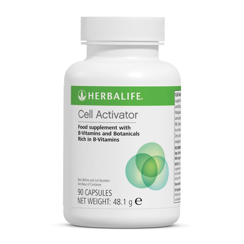 Cell nutrition (90 tabletten)