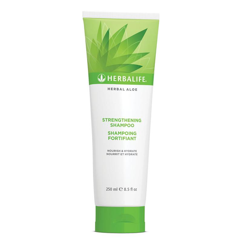 Herbal Aloë Strengthening Shampoo (250 ml)