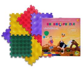 ORTHO-PUZZLE MIX - Egels