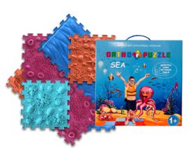 ORTHO-PUZZLE MIX - Meer