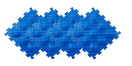ORTHO-PUZZLE MIX - Gesundheitspfad