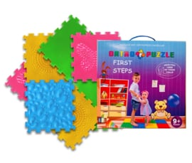 ORTHO-PUZZLE MIX - Eerste stapjes