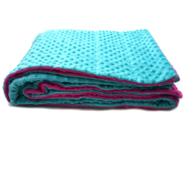 "Weighted blanket ""Double Minky"" 100 x 135 cm"