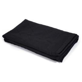 Verzwaringsdeken | Elegant | Zwart  140 x 200 cm