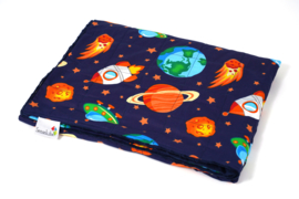 Weighted blanket | FUN | Cosmos  120 x 180 cm