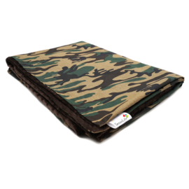 Weighted blanket | FUN |  Camouflage 120 x 180 cm