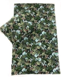 Bettbezug aus Baumwolle - 200 x 200 cm - Palmen