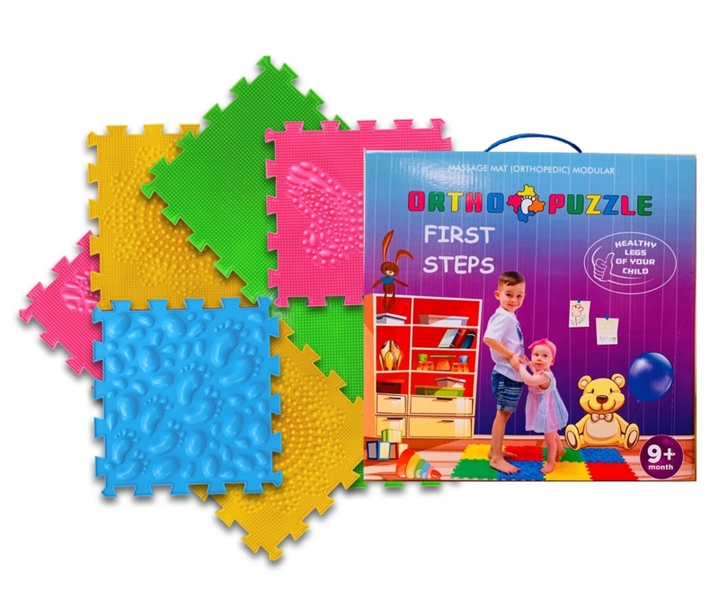 ORTHO-PUZZLE MIX - Erste Schritte
