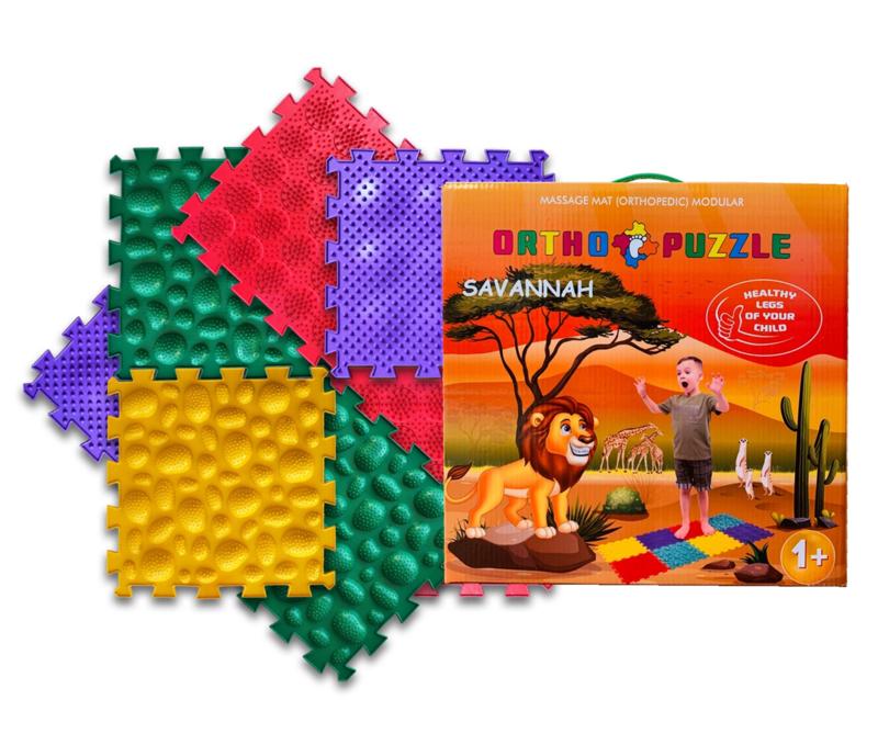 ORTHO-PUZZLE MIX - Savannah