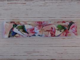 Haarband  bloemen