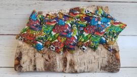 6 Pittenzakjes graffiti