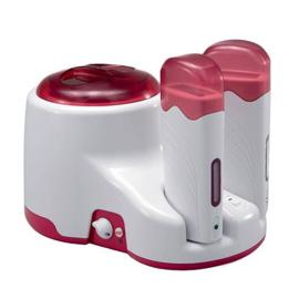 Combi Blikverwarmer 400 ml + Duo Harsapparaat