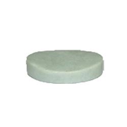 Jade Oogsteen Ovaal/Bol 5 cm
