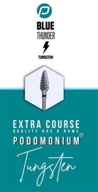 PodoMonium Tungsten Frees Blue Tunder Extra Course