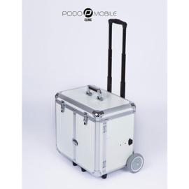PodoMobile Midi Pedicure Trolley Pearl White