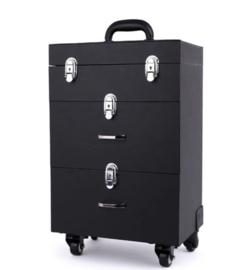 Visagie Koffer Zwart