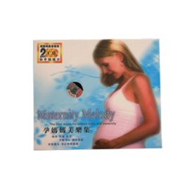Dubbel cd Spa Muziek Zwangerschap