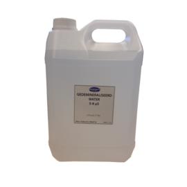 Demiwater 5 liter + Verzendtoeslag
