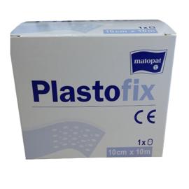 Fixeer Pleister Plastofix 10 cm x 10 m