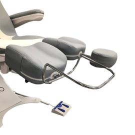 Beugel voor Opvangschaal speciaal voor Aero Behandelstoel