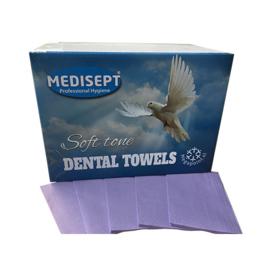 Dental Towels Soft Tone Kleur Paars