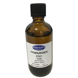 Fysiologische Zoutoplossing 0,9% 100 ml