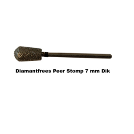 Diamant Frees Peer Stomp 7 mm