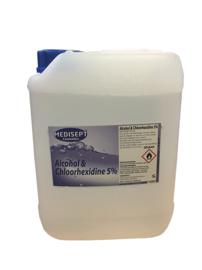 Chloorhexidine Blank 5 liter
