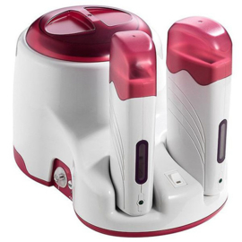 Combi Blikverwarmer 800 ml + Duo Harsapparaat