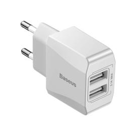 USB Stekker met Dubbele Ingang geschikt voor ieder USB Snoer