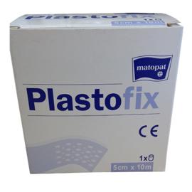 Fixeer Pleister Plastofix 5 cm x 10 m