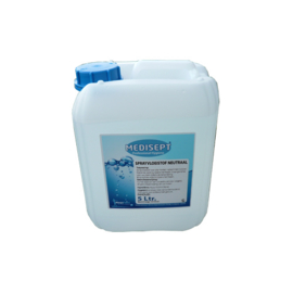 Sprayvloeistof Neutraal 5 liter