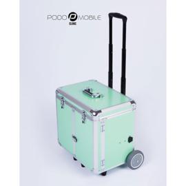 PodoMobile Midi Pedicure Trolley Youth Green