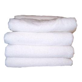 Badhanddoek Wit maat 70×140 cm