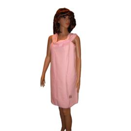 Microvezel Badjas Omslag Kleur: Roze