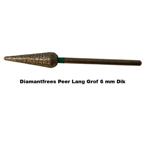 Diamant Frees Peer Lang Grof 6 mm