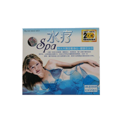Dubbel cd Spa Muziek Blue Lady
