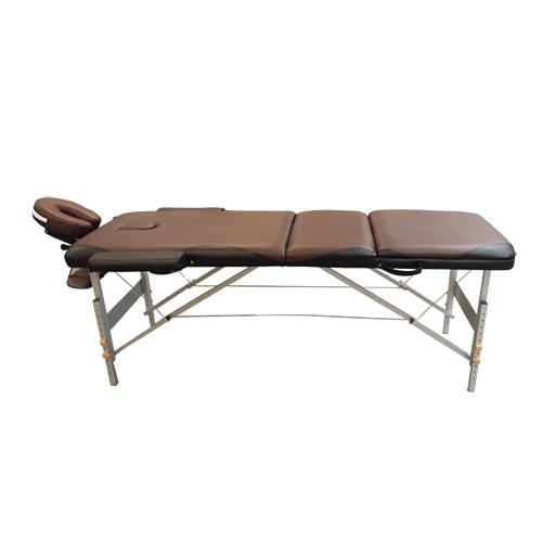 "Massagetafel ""Skippy"" Aluminium"