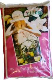 10 Liter Legro Orchidee Potgrond
