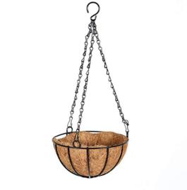 Hangmand met kokosliner 30cm