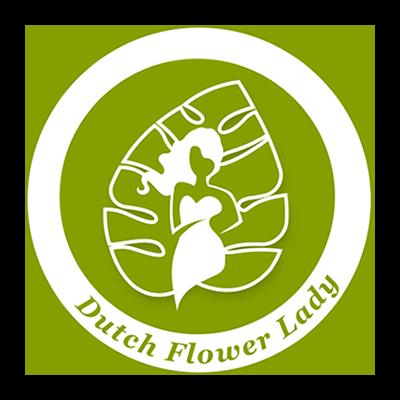 Dutch Flower Lady