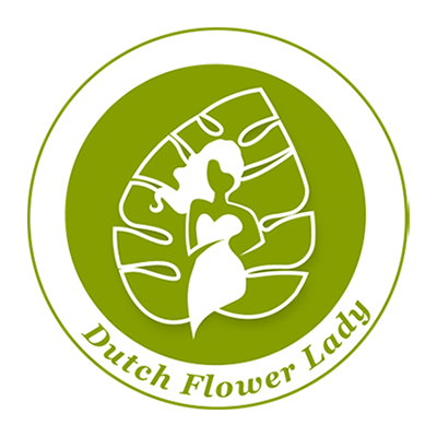 Dutch Flower Lady