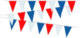 Koningsdag Vlaggenlijnen Wimpellijnen PVC