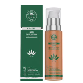 PHB Ethical Beauty : Bio Gel Skin Perfector 50ml - Vegan - Biologisch - Halal