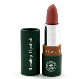 PHB Ethical Beauty : Demi Mattes - Rosehip - Lippenstift Peace 10 gram - Vegan - Biologisch - Halal