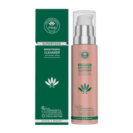 PHB Ethical Beauty : Superfood Brightening Cleanser 100ml - Vegan - Biologisch - Halal