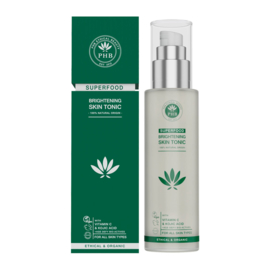 PHB Ethical Beauty : Superfood Brightening Tonic 100ml - Vegan - Biologisch - Halal