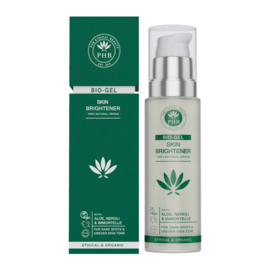 PHB Ethical Beauty : Bio Gel Skin Brightener 50ml - Vegan - Biologisch - Halal